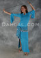 Full Length View in Turquoise