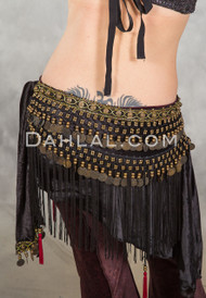 HAZARA Tribal Belt - 3 Colors Available