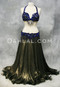 chiffon belly dance skirt