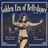 Golden Era of Bellydance Vol. 3 with Souher Zaki by the Ferqat Al Tooras Orchestra