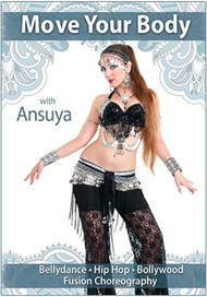 Move Your Body with Ansuya DVD