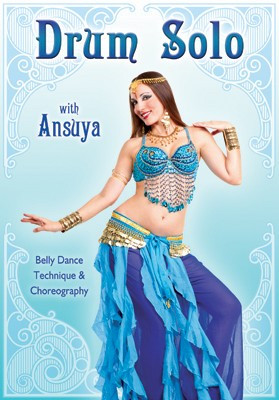 Drum Solo with Ansuya DVD