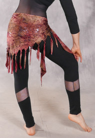 FIRE DANCER Fringe Hip Wrap