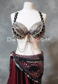 tribal middle eastern dance costume