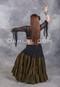 tribal belly dance wrap