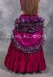Ruffled Bustle Skirt