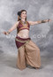 tribal belly dance pants