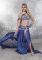 professional Egyptian belly dance costume