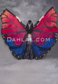 Silk Butterfly Wings of Isis