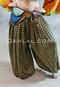 Close Up of Multi-Pocket Sari Belt