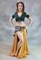 Belt Shown with a Circular Skirt