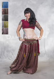 GREAT SAND SEA Printed Harem Pants- 5 Prints Available