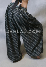 TRIBAL TRADITIONS Printed Harem Pants