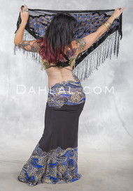 SAPPHIRE SOLSTICE- Limited Edition Lycra Mermaid Skirt by Off The Nile