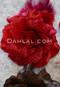 mini hair flower