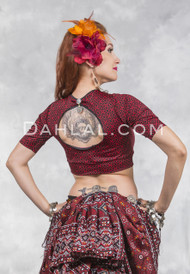Jewel of Arabia Choli Top