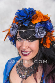 Diamond Crown Headband