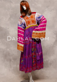 Traditional Pashtun Dress