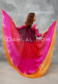 Gradient Silk Wings of Isis- 2 Color Combinations Available