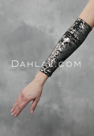 velvet sleeves for belly dance