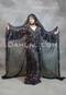 black Egyptian saidi dress