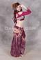 Side shot of Faux Assuit harem pants from Dahlal Internationale