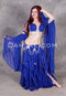 All That Glitters Royal Blue Egyptian Beaded Costume