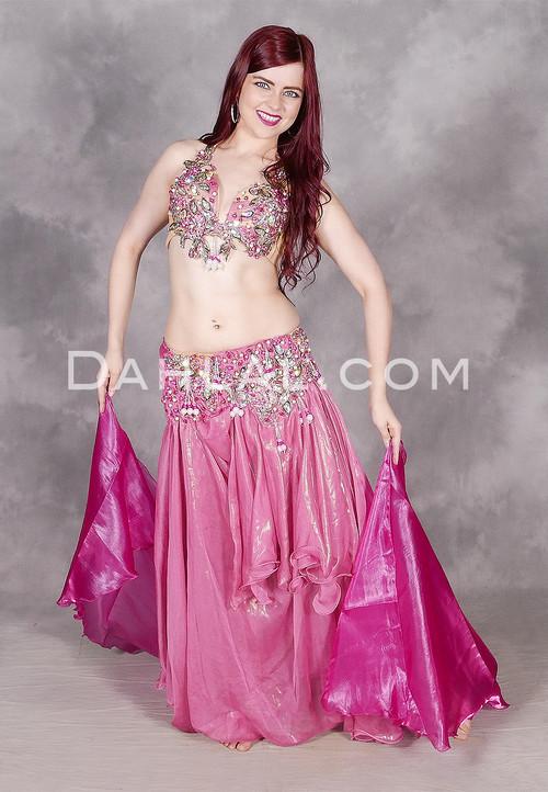 Blushing Beauty Pink Egyptian Costume