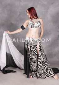 In The Wild Egyptian Belly Dance Costume