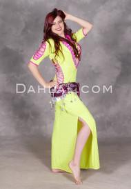 Ya Helwa Sassy Saidi Dress
