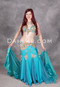 Turquoise Treasure Egyptian costume