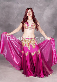 Mists of Avalon bellydance costume