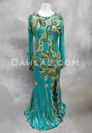 Radiant Egypt Egyptian belly dance dress