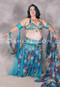 Venus in Bloom Beaded Egyptian Costume for Full Figured Dancers