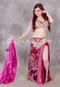 Lotus Flower Beaded Egyptian Bedlah or Full Costume