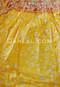 Yellow Maharani Print Swatch