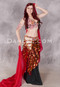 Fireworks Multi-color Egyptian Beaded Costume