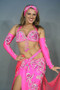 NILE BREEZE by Pharaonics of Egypt, Egyptian Belly Dance Costume, Available for Custom Order image
