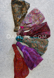 paisley headbands