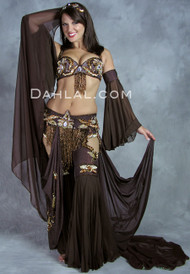 MOORISH PRINCESS by Pharaonics of Egypt, Egyptian Belly Dance Costume, Available for Custom Order