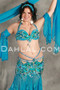1001 NIGHTS by Pharaonics of Egypt, Egyptian Belly Dance Costume, Available for Custom Order image