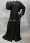front abaya