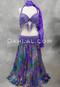 Beyond the Basics lavender bra and belt set