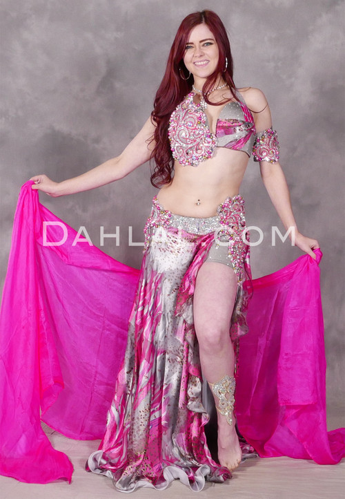 Prized Possession belly dance costume