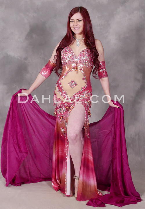 How Sweet It Is belly dance dress