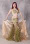 Starstruck Olive Beaded Egyptian Costume