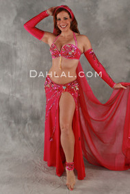 LOVESTRUCK by Pharaonics of Egypt, Egyptian Belly Dance Costume, Available for Custom Order