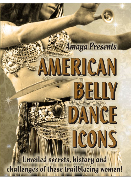 American Belly Dance Icons