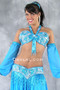 ENCHANTMENT II FULL SET by Pharaonics of Egypt, Egyptian Belly Dance Costume, Available for Custom Order image