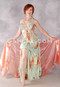 Crystal Oasis Egyptian Belly Dance Costume